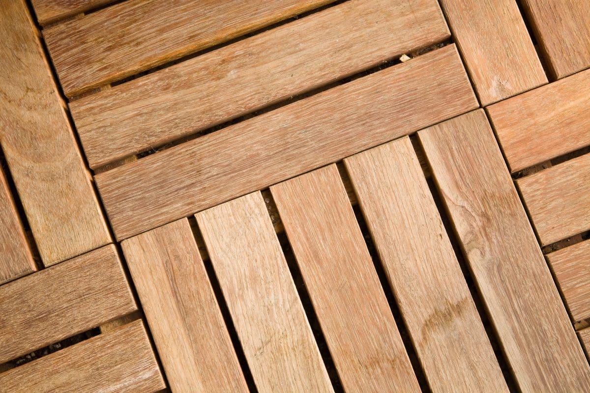 Deck Materials - Austex Fence Deck